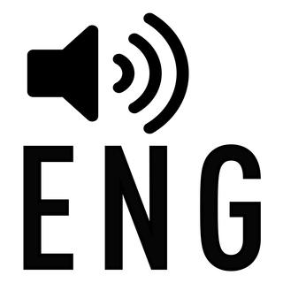 Icon Audiodeskription in englischer Sprache